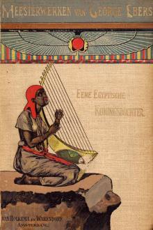 Eene Egyptische Koningsdochter