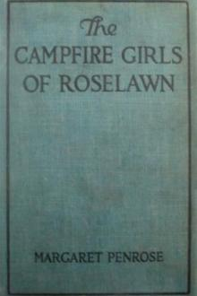 The Campfire Girls of Roselawn by Margaret Penrose