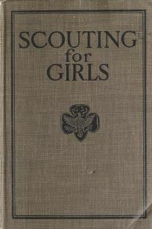 Scouting For Girls, Official Handbook of the Girl Scouts by Girl Scouts of the United States of America