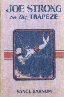 Joe Strong on the Trapeze