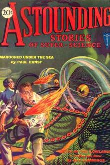 Astounding Stories of Super-Science, September 1930
