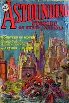 Astounding Stories of Super-Science April 1930 by Anthony Pelcher