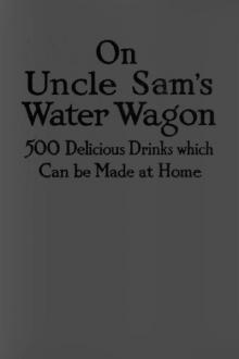 On Uncle Sam's Water Wagon by Helen Watkeys Moore