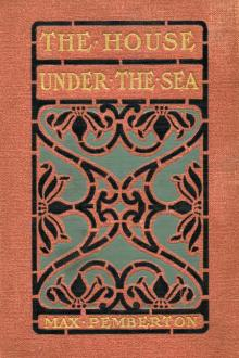 The House Under the Sea by Max Pemberton