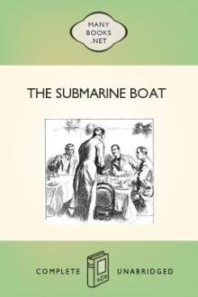 The Submarine Boat by R. Austin Freeman