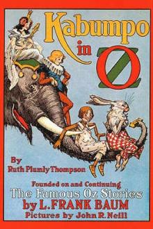 Kabumpo in Oz by Ruth Plumly Thompson