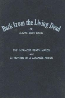 Back From The Living Dead by Bert Bank