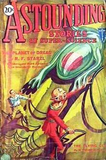 Astounding Stories of Super-Science, August 1930 by Various