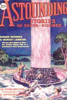Astounding Stories of Super-Science, May, 1930 by Various