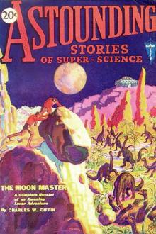Astounding Stories of Super-Science, June, 1930 by Various
