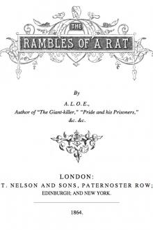 The Rambles of a Rat by Charlotte Maria Tucker