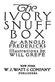The Ivory Snuff Box by Frederic Arnold Kummer