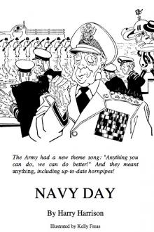 Navy Day by Harry Harrison