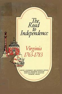 The Road to Independence: Virginia 1763-1783