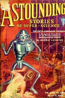 Astounding Stories of Super-Science, January 1931 by Various