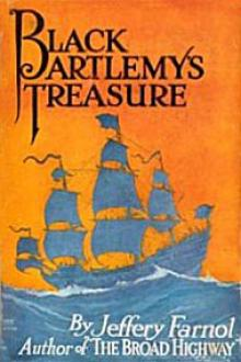 Black Bartlemy's Treasure by Jeffery Farnol