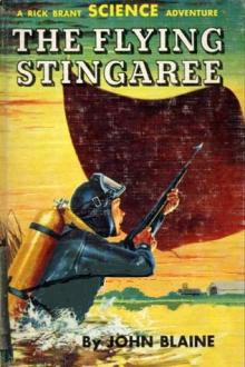 The Flying Stingaree by Harold Leland Goodwin