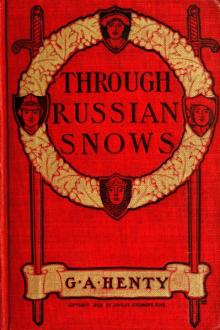 Through Russian Snows by G. A. Henty