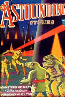 Astounding Stories, April, 1931 by Various