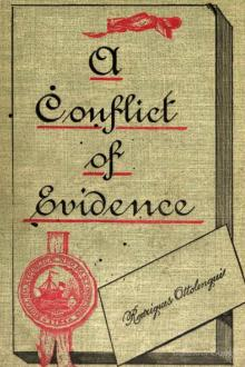 A Conflict of Evidence by Rodrigues Ottolengui