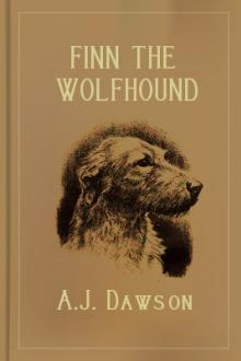 Finn The Wolfhound by A. J. Dawson