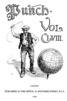 Punch, or the London Charivari, Vol. CLVIII, January 7, 1920