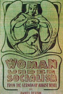 Woman under socialism by August Bebel