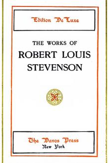 The Works of Robert Louis Stevenson - Swanston Edition Vol. 3