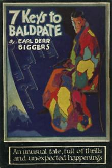 Seven Keys to Baldpate by Earl Derr Biggers