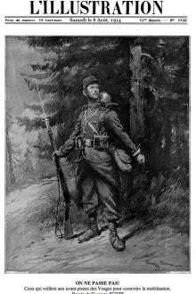 L'Illustration, Samedi 8 Août 1914, 72e Année, No 3728