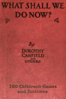 What Shall We Do Now? by Dorothy Canfield Fisher