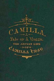 Camilla: A Tale of a Violin by Charles Barnard