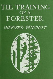 The Training of a Forester by Gifford Pinchot