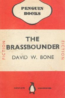 The Brassbounder by David W. Bone