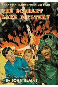 The Scarlet Lake Mystery by Harold Leland Goodwin
