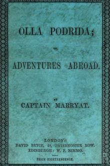 Olla Podrida by Frederick Marryat