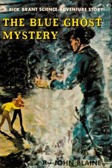 The Blue Ghost Mystery by Harold Leland Goodwin