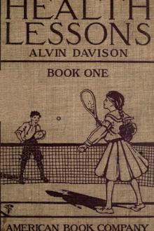 Health Lessons by Alvin Davison