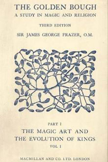 The Golden Bough by Sir James George Frazer