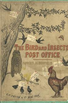 The Bird and Insects' Post Office by Robert Bloomfield