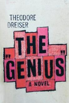 The ''Genius'' by Theodore Dreiser