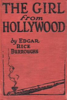 The Girl from Hollywood by Edgar Rice Burroughs