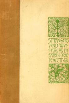 Strangers and Wayfarers by Sarah Orne Jewett