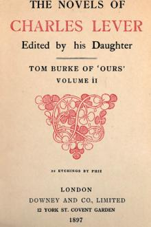 Tom Burke of ''Ours'', Volume II