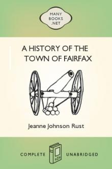 A History of the Town of Fairfax