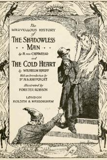 The Marvellous History of the Shadowless Man and The Cold Heart