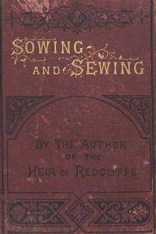 Sowing and Sewing by Charlotte Mary Yonge