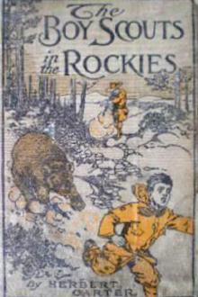 The Boy Scouts in the Rockies by active 1909-1917 Carter Herbert