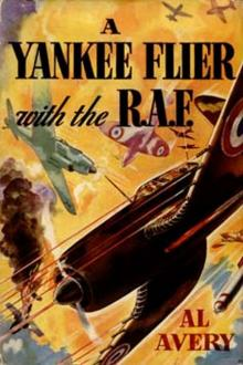 A Yankee Flier with the R.A.F. by Rutherford George Montgomery