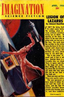 The Legion of Lazarus by Edmond Hamilton